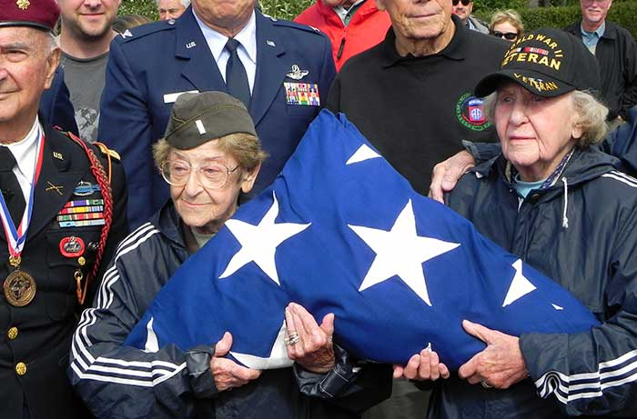 WWII Normandy Veterans
