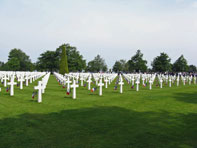 American Cemetery Collveville-sur-Mer