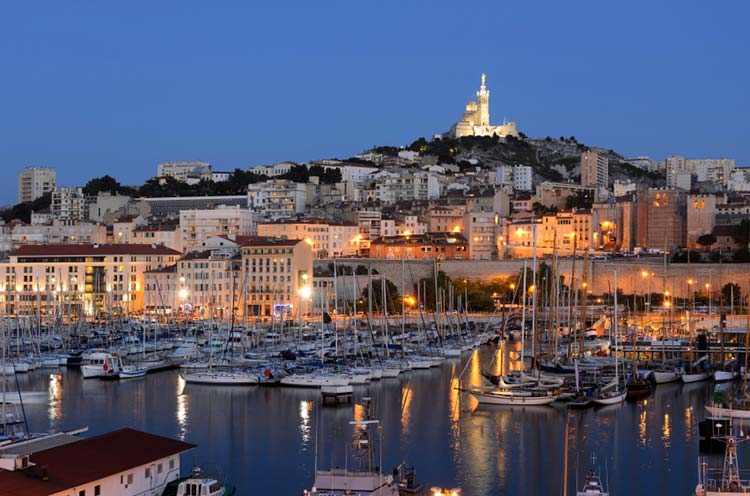 Best of Provence Avignon and Marseille Tour