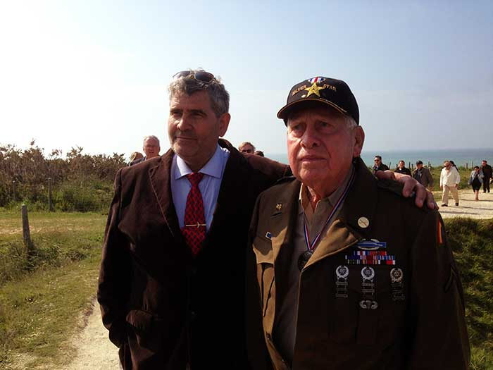 D-Day Commemoration 2013