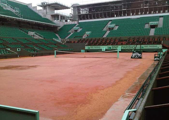Roland Garros Center Court