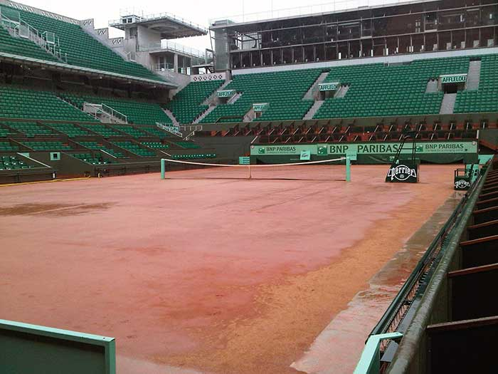 Roland Garros Center Court