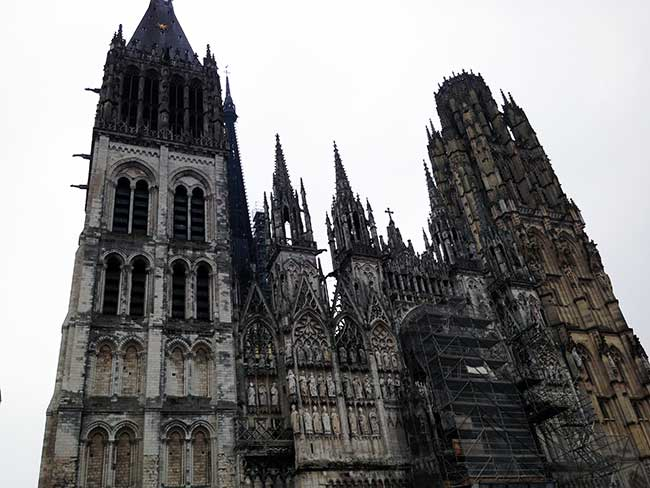 Rouen and Joan of Arc