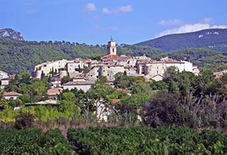 Sablet, Provence