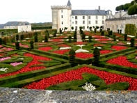 Villandry Gardens, Loire Valley