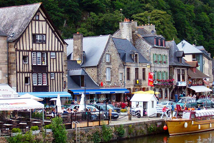 Brittany Cruise Excursions