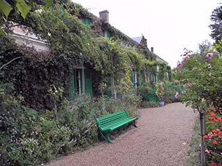 Giverny Gardens and Monet's House
