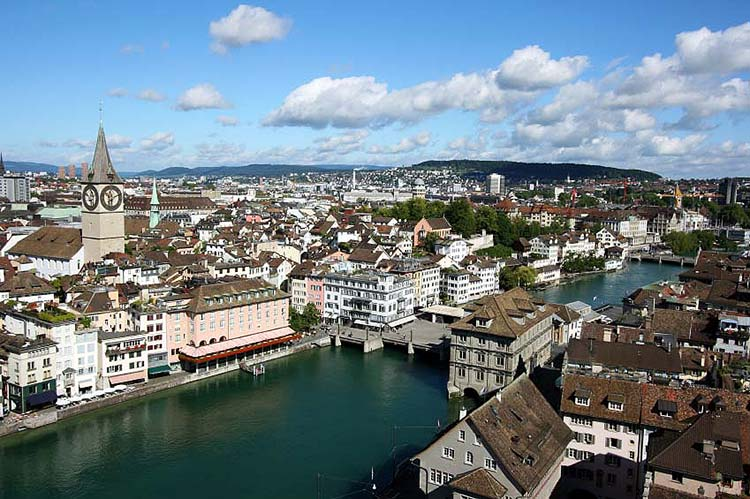 Highlights of Central Switzerland Tour