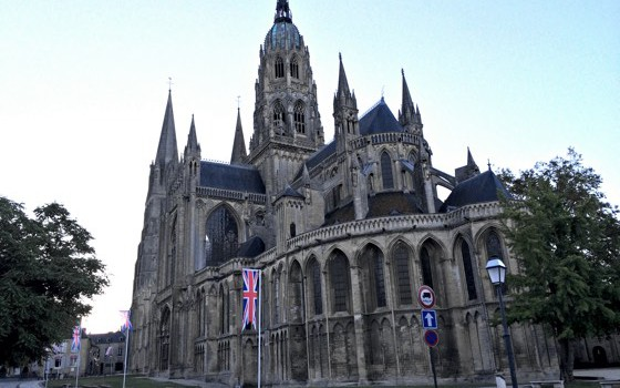 Normandy Private Tour from Paris