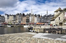 Normandy, Saint Malo, Mont Saint Michel Tour