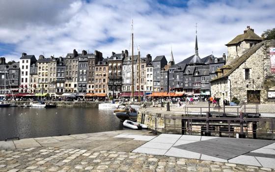 Normandy, Saint Malo, Mont Saint Michel Tour