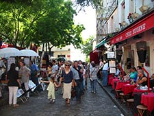 Paris Private Walking Tour - Place du Tertre