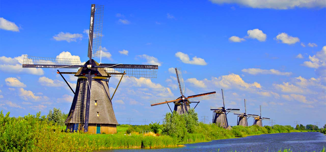 Tours in Holland