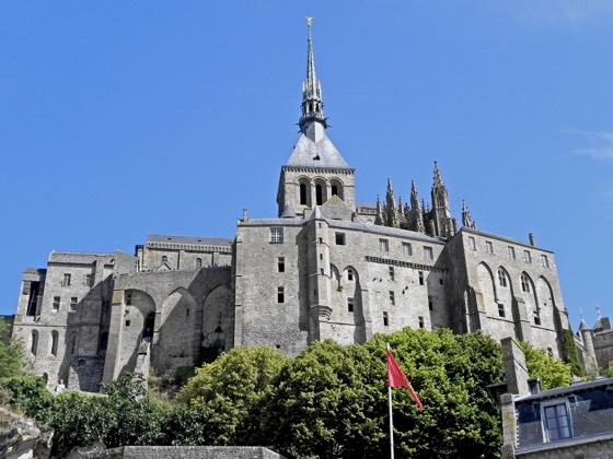 Mont Saint Michel Tour  A Paris Travel