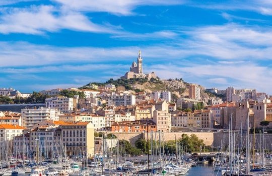 Provence Shore Excursions from Marseille Cruise Port